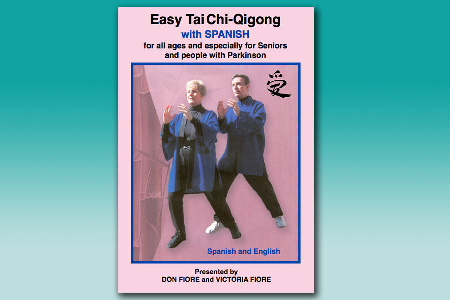 Easy Tai Chi and Qigong in Spanish - VibrantHelathHappiness.com