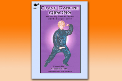 Crane Dancing Qigong - VibrantHealthHappiness.com