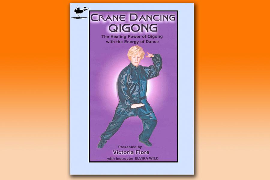 crane dancing qigong dvd intermediate level this instructional video ...