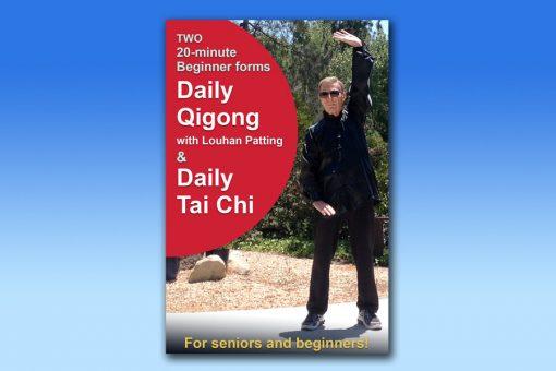 Daily Qigong & Daily Tai Chi - DVD